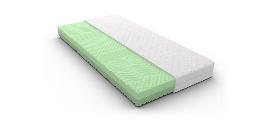 EDEN materac wysokoelastyczny sleep o'clock